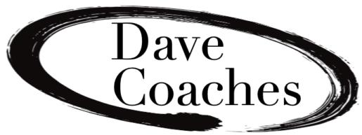 Dave Coaches Logo